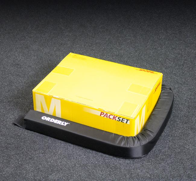 Sicherung Ladegut im Kofferraum